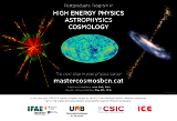 Postgraduate Program in High-Energy Physics, Astrophysics and Cosmology